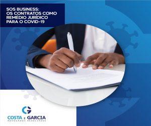 Os contratos como remédio jurídico para a Covid-19